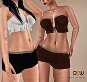 """DEW"" Naria outfit ➡ MAITREYA, BELLEZA, SLINK"