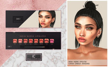 .KC. India Nude lipgloss Collection . Fatpack .