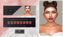 .KC. Nadia Lip Collections  . Fatpack .