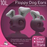 Puchimono - Floppy Dog Ears