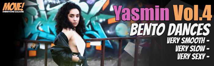 Yasmin Vol 4 Bento Dancepack - MOVE! Animations Cologne