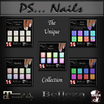 The Unique Collection Polishes