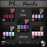 Floral Collection Polish