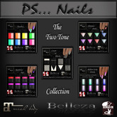 The Two Tone Collection Polish