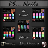 The Essentials Collection Polishes