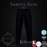 **Mistique** Samuel Blue (wear me and click to unpack)