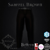 **Mistique** Samuel Brown (wear me and click to unpack)