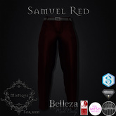 **Mistique** Samuel Red (wear me and click to unpack)