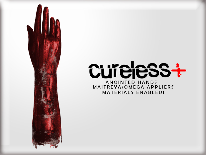 CURELESS[+] Anointed Hands / COAGULATED