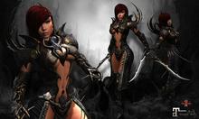 TSC-Royal Duelist  Black (Maitreya Bento)