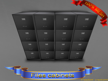 Files cabinets(ADD)(BOX)-Freedom creations