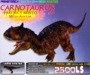 """CARNO"" CARNOTAURUS (GENETIC EDITION) ~ Bento Mesh Dinosaur Avatar ~ Prehistorica: The Dawn Kingdoms ~"
