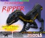 """INDOMITABLE RIPPER"" {GENETIC EDITION}  ~ Mesh Dinosaur Avatar ~ Prehistorica the Dawn Kingdoms ~"
