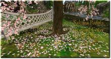Sakura Pedals Ground Cover by Felix 1 Prim copy-mody