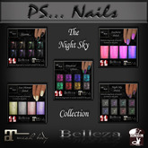 The Night Sky Collection Polishes