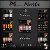 The Halloween Collection Polishes