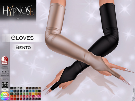 HYPNOSE - GLOVES BENTO PACK