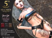 No Cabide :: Joan Set - HUD 3 Models