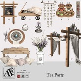 *AF* Tea Party 04 - Tea Selection