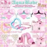 .tsg. AquaBabe - Aqua Heart Inner Tube
