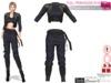 Full Perm SAVE 3in1 Desert Rider Full Outfit Set Slink, Maitreya, Belleza, Tonic, Ocacin Standard