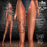 TSB ::: Tattoo ROBIN BIRD