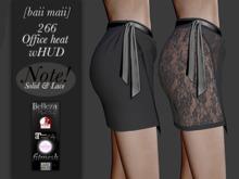baii maii 266 Office heat wHUD Skirt Mesh Maitreya Slink Belleza TMP Lingerie, Woman's Apparel Clothes