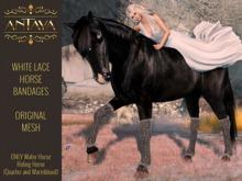 :: ANTAYA :: WHRH Horse lace bandages / Original mesh