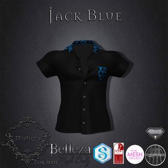 **Mistique** Jack Blue (wear me and click to unpack)