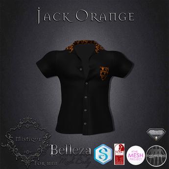**Mistique** Jack Orange (wear me and click to unpack)