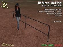 JR Metal Railing - Mesh - Copy/Mod - 1LI