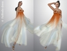 FaiRodis Sun kiss air fitmesh dress+flexi pack