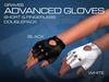 GRAVES Advanced Gloves - Short & Fingerless - Double Pack