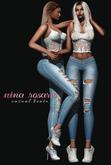 NINA ROSARIO - Casual - Dual Pose - Bento