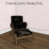 **Mistique** Chair leog Dark Fur (wear me)