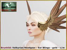 Bliensen + MaiTai - Brunhild - Valkyrian Headgear - gold