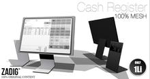 ZADIG - Cash Register (1 prim, 100% MESH)