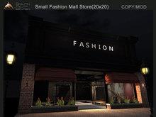 [Dolphin Design] ~The small Fashion mall store(20x20)
