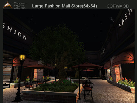 [Dolphin Design] ~The large Fashion Mall Store(64x64)