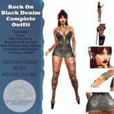 .::AMF::. Rock On Denim Complete Outfit box