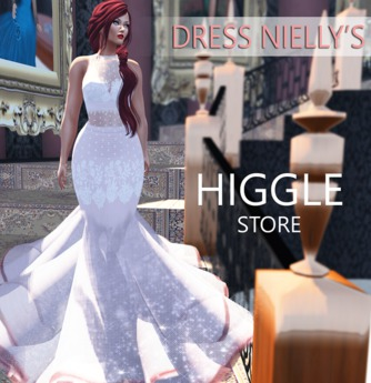 [HIGGLE] DRESS NIELLYs (Pink)