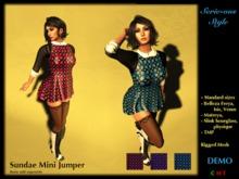 SS171119 Sundae Mini jumper - DEMO