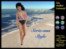 SS180705 Sita Maillot Swimsuit DEMO