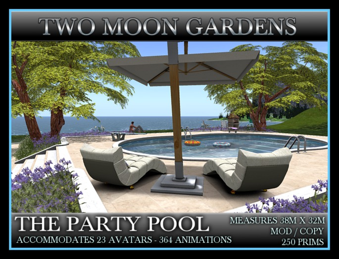 TMG - THE PARTY POOL*
