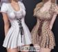 Sweet Thing. Elisa Corset Dress DEMO (Maitreya, Hourglass, Isis, Freya)