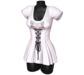 Sweet Thing. Elisa Corset Dress - Skelly (Maitreya, Hourglass, Isis, Freya)
