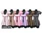 Sweet Thing. Elisa Corset Dress - Leopard Pack (Maitreya, Hourglass, Isis, Freya)