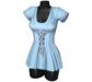 Sweet Thing. Elisa Corset Dress -  (Maitreya, Hourglass, Isis, Freya)