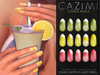 CAZIMI: Citrus Nails - Pro Palette