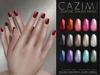 CAZIMI: Classic Solids Nails - Pro Palette
